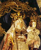 The Miraculous Statue of Our Lady of Good Success - (Quito, Ecuador)